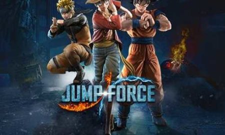 JUMP FORCE PC Latest Version Full Game Free Download