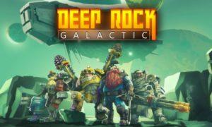 Deep Rock Galactic PC Version Full Game Free Download