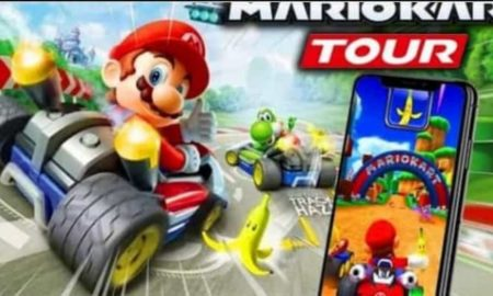 Mario Kart Game iOS Latest Version Free Download