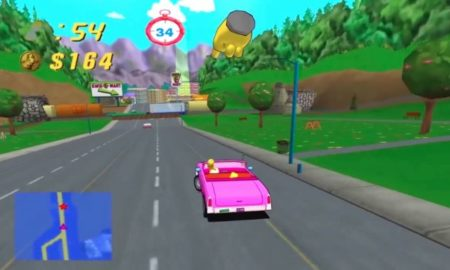 The Simpsons Hit And Run Full Mobile Game Free Download