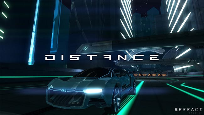 Distance PC Latest Version Full Game Free Download