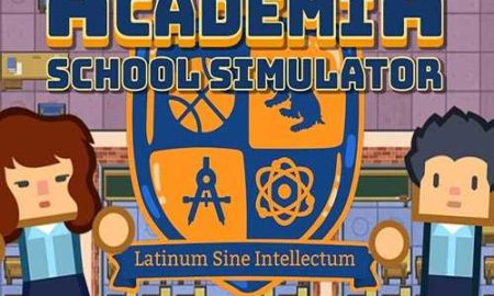 Academia School Simulator PC Game Free Download