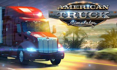 American Truck Simulator PC Game Latest Version Free Download