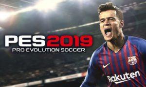 PRO EVOLUTION SOCCER 2019 PC Game Free Download
