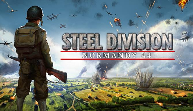Steel Division: Normandy 44 PC Game Free Download