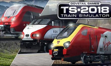 Train Simulator 2018 PC Full Version Free Download