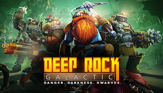 Deep Rock Galactic iOS/APK Full Version Free Download