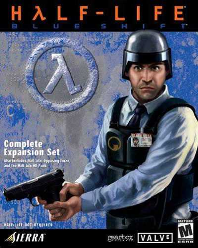 Half Life Blue Shift PC Version Full Game Free Download