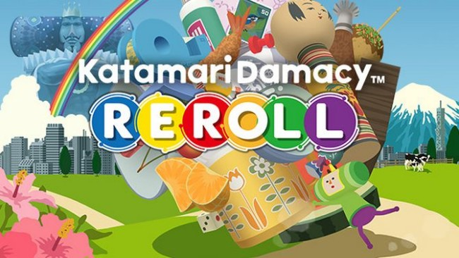 Katamari Damacy Reroll APK Latest Version Free Download