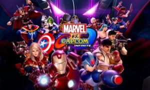 Marvel vs Capcom Infinite Deluxe Edition iOS/APK Free Download