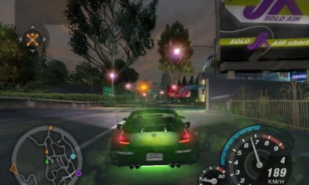 Need for Speed Underground 2 PC Game Free Download