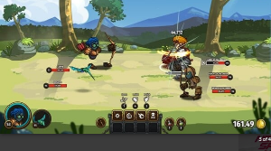 Swords & Souls Neverseen PC Game Free Download