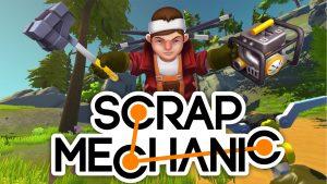 Scrap Mechanic PC Game Latest Version Free Download
