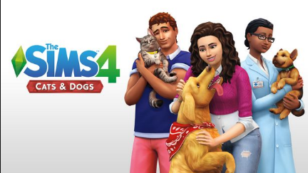 The Sims 4 Cats and Dogs PC Game Download For Free