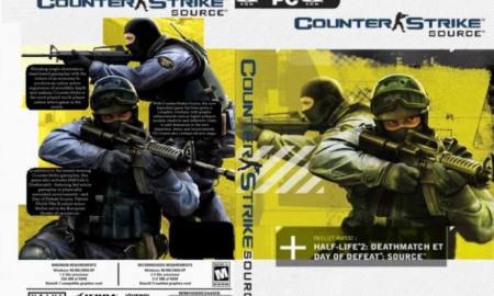 Counter Strike Source PC Game Download For Free