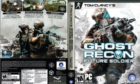 Ghost Recon Future Soldier Game Download