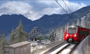 Train Simulator 2018 PC Download Game for free