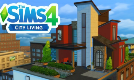 The Sims 4: City Living Free Download For PC
